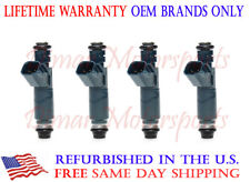 DENSO OEM Fuel Injector Set fits MAZDA 3 2004-2005