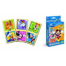 MODIANO Carte Disney Domino Mickey Mouse Friends Giallo 308503