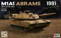 Rye Field Model 1/35 M1A1 Abrams MBT 1991 Desert Storm Edition 5006