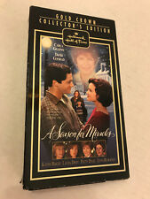 A SEASON FOR MIRACLES, GOLD CROWN COLLECTORS EDITION, VHS, HALLMARK