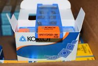 10PCS Korloy APXT11T3PDSR-MM PC230 Carbide Milling Insert