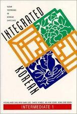 Integrated Korean: Intermediate 1 (Klear Textbooks in Korean Language), English