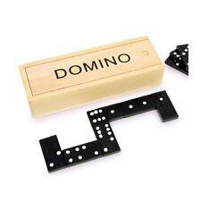 Gioco Da Tavolo Società Domino Con Scatola In Legno Giochi Di Carte dfh