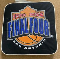 Limited Edition 1998 NCAA Men's Basketball Final Four San Antonio Seat Cushion