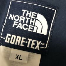 The North Face Gore-Tex Men's XL X-Large Navy Blue Full Zip Snow Ski Pants