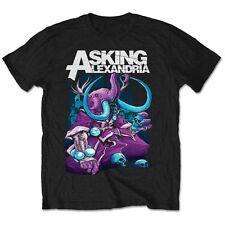 Asking Alexandria Devour Mens BLK T Shirt Large