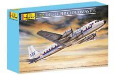 Heller 80315 1:72nd scale DC6 Super Cloudmaster SAS Livery
