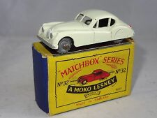 MATCHBOX Lesney JAGUAR xk140 - 32