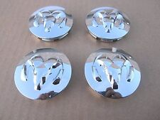 "4 pcs. for DODGE Ram 1500 2500 Dakota Durango Wheel Center Hub Cap 2 1/2"" CHROME"