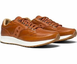 Saucony Men's Freedom Runner Athletic Shoes Brown Size 7.5 M