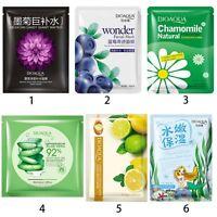 Korean Makeup Plant Facial Skin Care Mask Sheet Pack Essence Moisture Mask