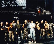 COLETTE HILLER as Corporal Ferro - Aliens GENUINE AUTOGRAPH UACC (R8566)