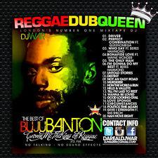 Crown Me The King Reggae 5 - Buju Banton Mixtape. Reggae Mix CD.