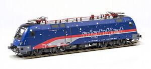 Hobbytrain Spur N H2783 E-Lok BR 1116 der ÖBB Nightjet Taurus, Epoche VI,NEUWARE