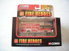 CORGI CHICAGO FIRE DEPARTMENT E-ONE RESCUE