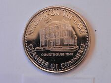 1984 NIAGARA ON THE LAKE - Commemorative Dollar Coin LOT 2