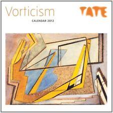Calendar 2012 TATE Vorticism (Flame Tree Art Calendars) Wall 30 x 30 cm (12 x ,