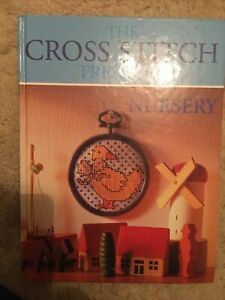 The Cross Stitch Treasury Nursery   Greenwich Editions
