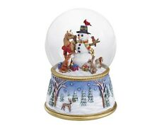 Breyer Horses A Gathering Of Friends Christmas Musical Snow Globe 2017