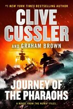 Journey of the Pharaohs, Hardcover by Cussler, Clive; Brown, Graham, Like New...