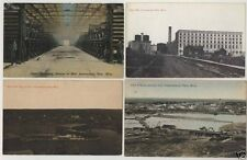 4 1910 Paper Mill Interior International Falls MN pc