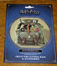 Harry Potter Pack of 14 Iron On Patches New