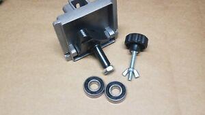 "Ridgid 14"" Bandsaw Sliding Bracket Upper Guide w/ Iron upgrade 824283 & 826533"