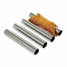 Norpro Stainless Steel Cannoli Forms, 4 Pcs - 3660
