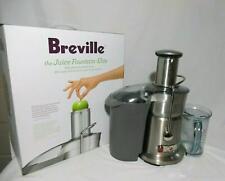 Breville Fountain Elite 1000W Electric Juicer - 800JEXL
