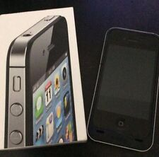 Apple iPhone 4s - 16GB - Black (Virgin Mobile) A1387 w/ Mophie and ZAGG Screen