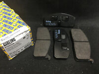 Girling Front Brake Pad Set for Toyota Hilux 1984-1988 6102339 NEW