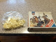 VINTAGE HO OO SCALE AIRFIX 1/72 SCALE FRENCH CAVALRY 1815 WATERLOO