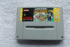 SUPER MARIO ALL STARS SNES V.G.C. FAST POST ( games cartridge only )