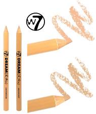 w7 3in1 DREAM DRAW Pencil Concealer Conceal Blemishes Brighten Light Medium