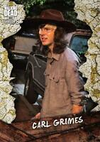Walking Dead Season 8 Part 1 CHARACTER Insert Card C-10 / CARL GRIMES