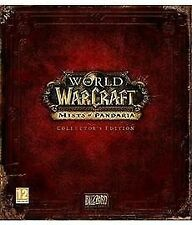 World of Warcraft: Mists of Pandaria -- Collector's Edition (Sealed CE Key Good)