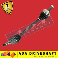 TOP QUALITY NEW CV JOINT DRIVE SHAFT FOR SUBARU WRX IMPREZA 11/02-06 ABS