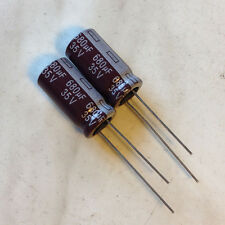 2 Elkos 680uF x 35V für Reparatur Inverter Board LC420WU5 für PHILIPS 42PFL9900D