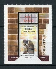 Italy 2017 MNH WWII WW2 Museum of Liberation of Rome Via Tasso 1v S/A Stamps