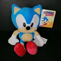 Sonic The Hedgehog Plush Soft Toy SEGA Prize International New With Tags