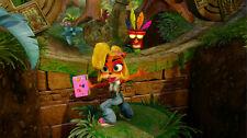 Game Coco Bandicoot N sane Trilogy Silk Poster Wallpaper 24 X 13 inch