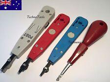NBN ISGM Telstra Tools Red & Blue Exchange Tool Krone Tool Quante Tool
