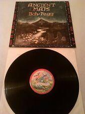 BOB PEGG - ANCIENT MAPS LP EX!!! UK 1ST PRESS TRANSATLANTIC TRA 299 MR FOX