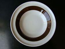 """""""FORMA"""" Rörstrand sweden braun Olle Alberius 6 Teller sehr guter Zustand 21,3cm"""