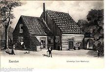 Zaandam AK 1909 Uitwendige Czaar Peterhuisje Niederlande Nederland 1506320