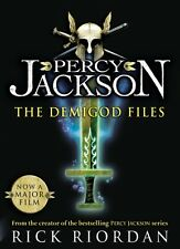Percy Jackson: The Demigod Files (Paperback), Riordan, Rick, 9780...