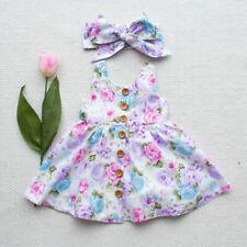 Conjuntos de Niña Ropa Para Bebes Recien Nacido Vestidos Trajes De Bebe Flores
