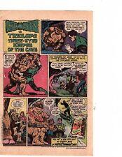 Hostess twinkies  green lantern vs triclops three eyed keeper  Comic Print Ad
