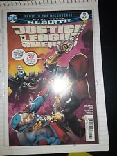 Justice League Of America #13A (2017 Series, October 2017, DC)
