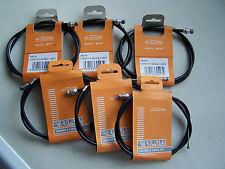 Black FRONT Bike Brake cable